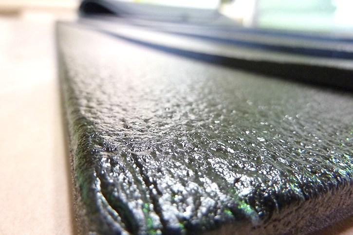 耐候性、撥水撥油性高い吸音防音シートを販売