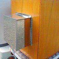 発電機・コンプレッサーの防音対策用の吸音材